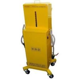 Máquina de troca de líquido do sistema de arrefecimento