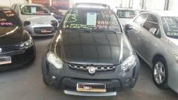 Vendo uma fiat strada cd adventure flex completa 45km 2013 - 2013