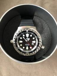 f696acc7e7d Relógio Alemão Tauchmeister Diver Pro Suíço
