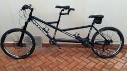 Mountain bike tandem