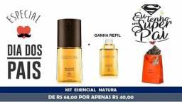 Kit Essencial Natura comprar usado  Rio de Janeiro