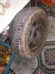 Vende esse aro 15 com pneu
