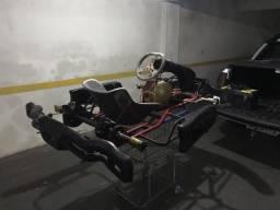 Chassi de kart Birel, usado comprar usado  Balneário Camboriú