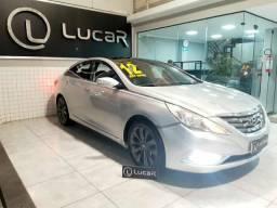 (*48x R$1.123,00) Hyundai Sonata 2.4 Automático GNV e Teto Duplo Panorâmico - 2012