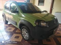 Fiat Uno Way 1.4 Completo - 2012