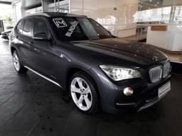 BMW X1 2.0 20I GP 4X2 16V GASOLINA 4P AUTOMÁTICO - 2014