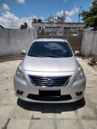 Nissan Versa SL 2013 - 2013