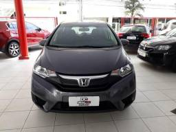 HONDA FIT DX 1.5 AUT. Flex 2017 CINZA