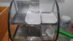 Estufa de salgados