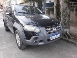 Fiat Palio Weekend Adventure - Ac.Trocas por pick ups - 2010
