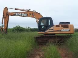 Escavadeira Case CX220 B- 11/11