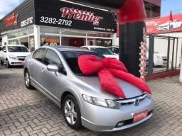 Honda Civic 2007 Entrada + Parcelas de R$899 - 2007