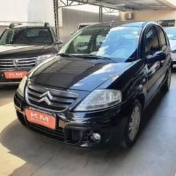 C3 EXCLUSIVE 1.4 FLEX 2010/2011 (48 X R$699,00 S/ENTRADA) - 2011