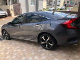 Honda Civic Touring 2018/2018 1.5 Turbo - 2018