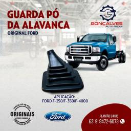 GUARDA PÓ DA ALAVANCA ORIGINAL FORD F-250/F-350/F-4000