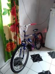 Bicicleta por 500 reais apenas