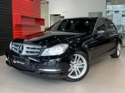 Mercedes C 180 CGI 2012