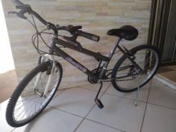 Bicicleta aro 24 Caloi Ceci 18 marcha