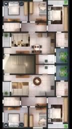 Título do anúncio: Apartamento BAIRRO SANTA RITA I ZERO