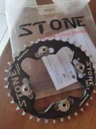 Coroa Oval 36T Stone BCD 94