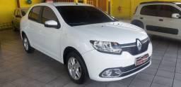 Renault Logan aut 2016/2017 loja casarao veiculos