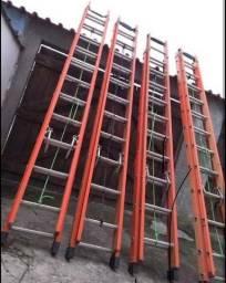 Escadas Extensivas e singelas
