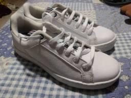 Tennis branco stir branco n35 Novo