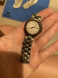 Relógio de TITÂNIO original technos