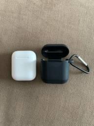 Vendo AirPod série 1 original apple , defeito de um lado do fone