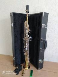 Sax soprano DY (musical design in U.S.A.)