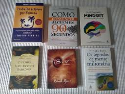 KIT de  Livros de Empreendedorismo, resta apenas 2