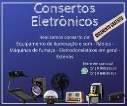 Conserto de eletrodomésticos