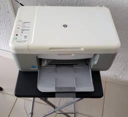 Impressora HP F2280 cartuchos cheios e funcionando normal