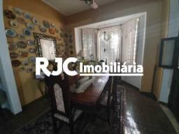 Casa à venda com 4 dormitórios em Maracanã, Rio de janeiro cod:MBCA40156