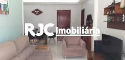 Apartamento à venda com 4 dormitórios em Maracanã, Rio de janeiro cod:MBAP40375