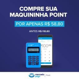 Máquina de Cartão Point Mini D150 - Mercado Pago