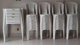 Aluguel de mesas/cadeiras