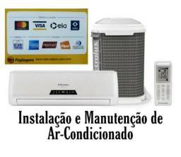 Instalação de Ar-Condicionado