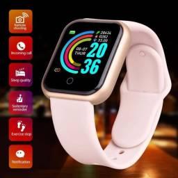? Promoção Relógio Smartwatch ( Recebe Notificações Whats APP, Instagram, Facebook )