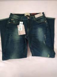 Calça Handara n 42 jeans nova