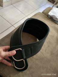 Vendo corda profissional CrossFit e cinturão para anilhas