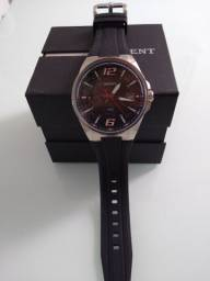Relógio Orient pulseira de silicone