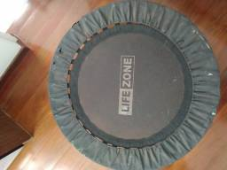 Cama elástica Jump 32 molas Life Zone