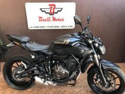 Yamaha MT-07 2018 ABS (cartão até 36x)(financiamento bancário)