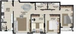 Aguas Claras 03 Quartos 02 suite Próximo do Parque e Metrô Alta Padrão em Acabamento