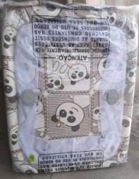 Vende-se Cercado para Bebê Panda - Galzerano