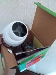 Kit de câmeras e gravador digital