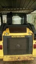 Mini carregadeira new holland l218