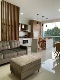 Lindo apartamento finamente mobiliado (02 suítes)