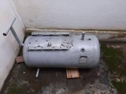 Reservatorio de ar para compressor